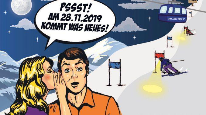 """Schon gehört? Das Tiroler """"Weltdorf"""" St. Anton am Arlberg startet am Abend des 28. November mit einem neuen Riesentorlauf am Galzig in die Wintersaison 2019/20 @ TVB St. Anton am Arlberg"""