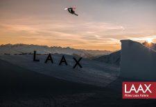 LAAX wird zum vierten Mal als weltbestes Freestyle Resort ausgezeichnet