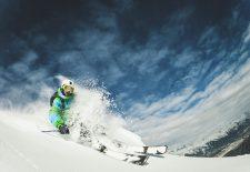 """Winteropening am """"weißen Dachl"""" von Innsbruck"""