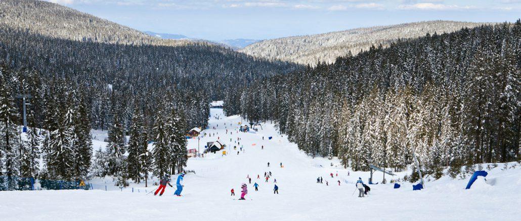 Winterspaß für die ganze Familie in Rogla ©www.slovenia.info/ Jošt Gantar