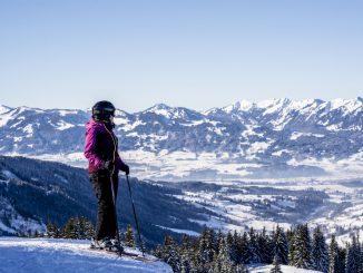 Skigebiet Oberjoch (Allgäu) © Bad Hindelang Tourismus/Wolfgang B.Kleiner