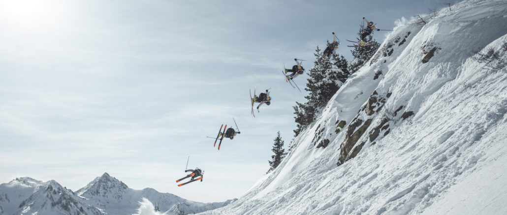 Freeride World Junior Championships Kappl © KLISTL