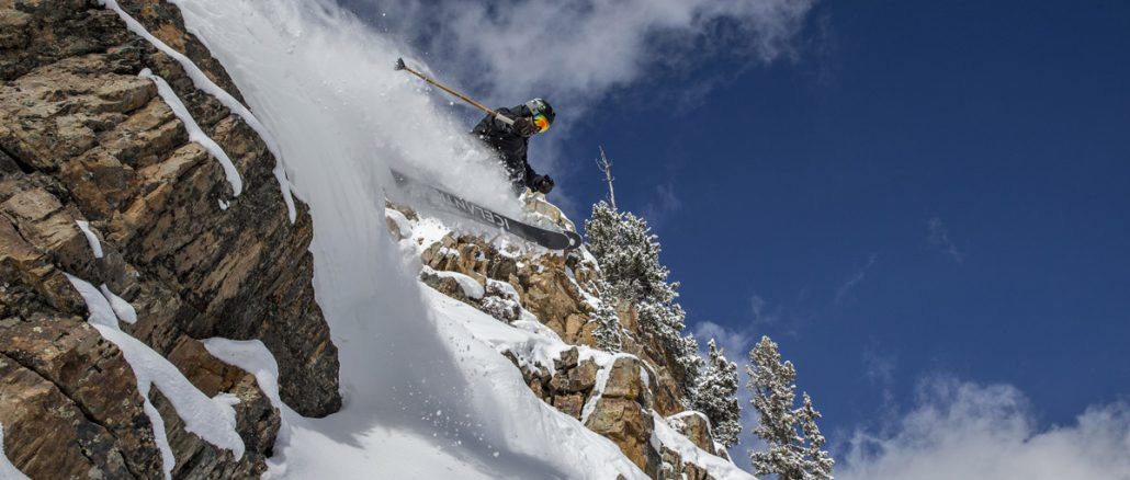 "Das ""Hanging Valley"" in Snowmass sorgt für Adrenalin-Kicks © MattPowerPhotography"