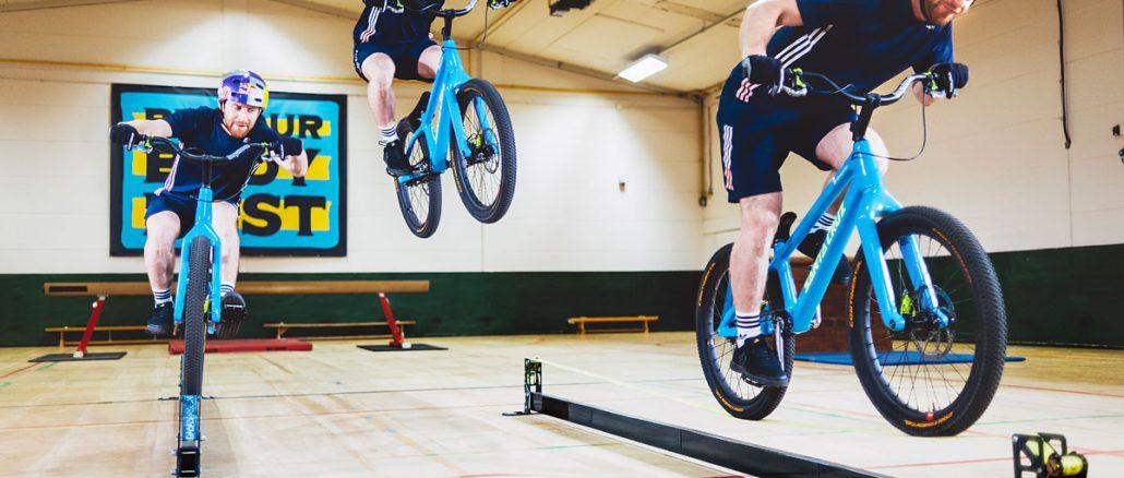Danny MacAskill – Hinter den Kulissen von Gymnasium