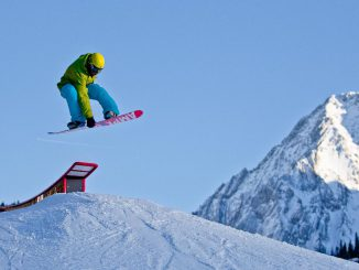 Ehrwalder Almbahn - Snowpark © Jaeger