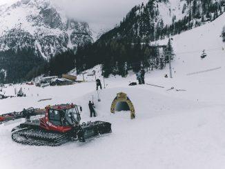 Colfosco Opening - Funzone Edelweiss