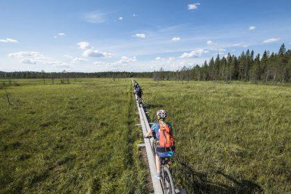 Unendliche Weiten in Lappland © Andreas Kern