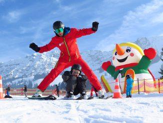 Skikurs der Skischule Iseler © Skischule Iseler