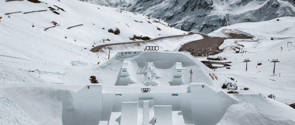 Audi Nine Sölden By Theo Acworth