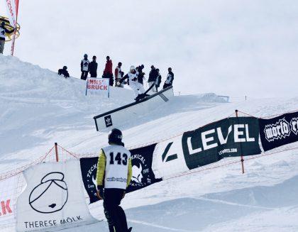 Freeski World Rookie Fest Innsbruck Matej Svancer © Simon Rainer