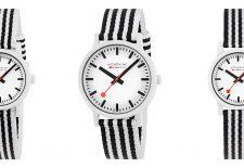 Mondaine präsentiert seine nachhaltige Uhren-Kollektion Mondaine SBB essence