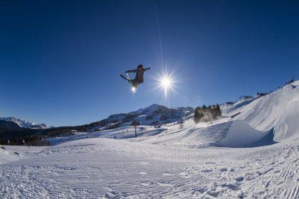 Skigebiet Winklmoosalm-Steinplatte © www.berg12.de / Michael Namberger