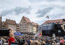 Red Bull District Ride wieder in Nürnberg