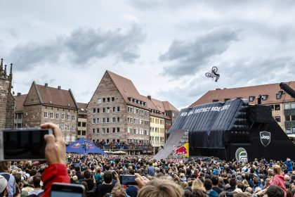 Red Bull District Ride Nürnberg © Flo Hagena – Red Bull Content Pool