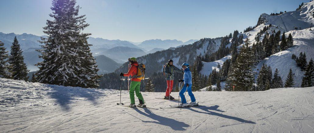 Beste Bedingungen im Skigebiet Brauneck im Tölzer Land © oberbayern.de
