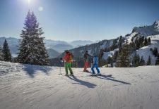 Oberbayern - Sieben Skigebiete für entspannte Tage auf der Piste