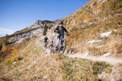 woom UP E-Mountainbike