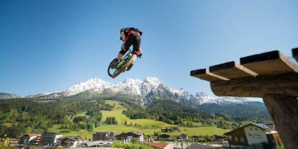 Hotel Salzburger Hof Leogang Mountainbiken
