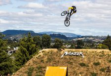 Emil Johansson dominiert Crankworx Rotorua Slopestyle