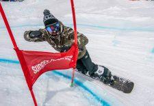SuddenRush Banked Slalom LAAX 2020: Achterbahn für alle Snowboarder
