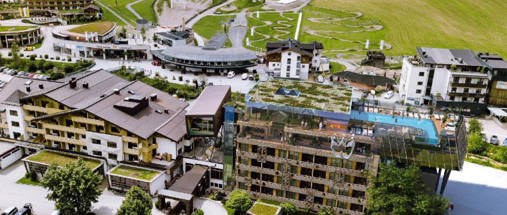 Hotel Salzburger Hof Leogang Visu Nord