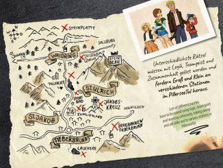 Das Geheimnis des Steinbergkönigs Pillerseetal