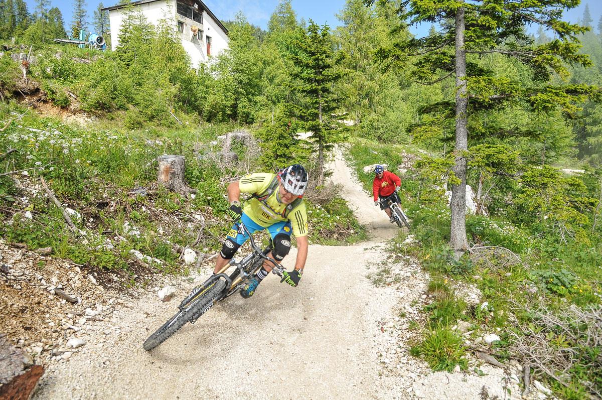 MTB ZONE Bikepark Petzen