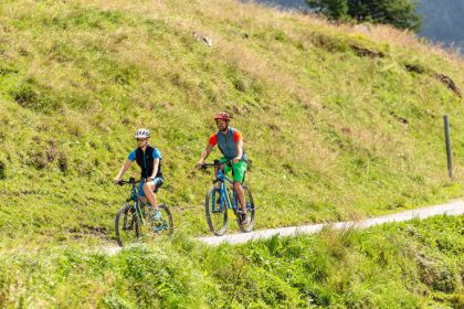 Mountainbiken © TVB Tux Finkenberg