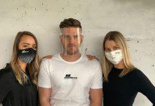 sanSirro bietet ab sofort auch für Deutschland Mehrweg-Masken