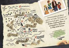 Kitzbüheler Alpen - Familien-Challenge im Freien