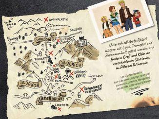 """Kitzbüheler Alpen - Dem """"Geheimnis des Steinbergkönigs"""" auf der Spur"""