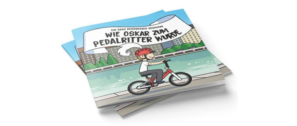 woom Bike Kinderbuch