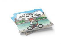 woom präsentiert Kinderbuch über einen Pedalritter