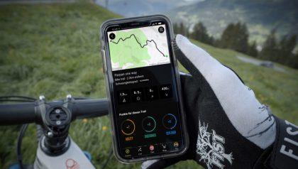 Bike Kingdom App Lenzerheide