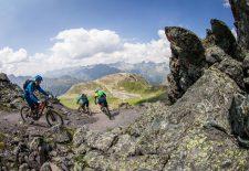 Silvretta Bikearena: Unterwegs in einer der größten Mountainbike-Region der Ostalpen