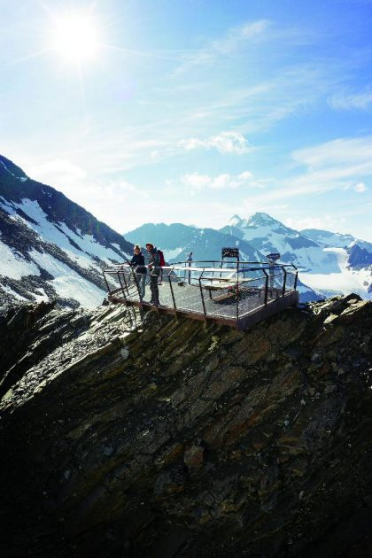 Stubaier Gletscher © Andre Schönherr