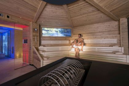 Sauna © Peternhof