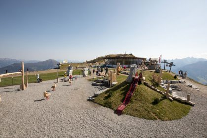 Kinder-Bergwerk am Fisser Joch © Serfaus-Fiss-Ladis Marketing GmbH, Andreas Kirschner
