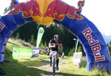 10. Juli 2020: 8. Biberg-Auffiradler und Berglauf