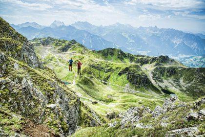 Klettersteig Hochjoch - © Silvretta Montafon | Stefan Kothner