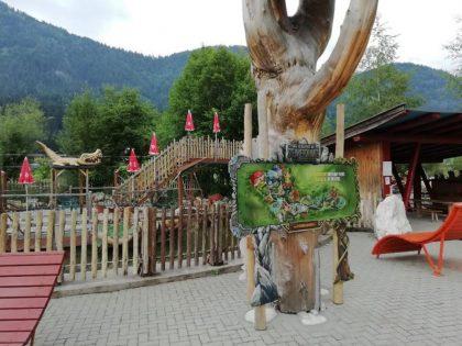 Station im Erlebnispark © tvb Pillerseetal