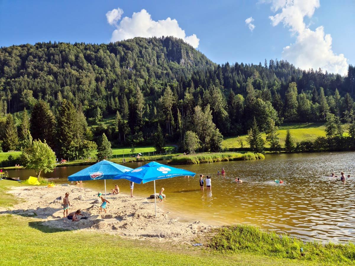 Lauchsee/Pillerseetal © Roland Schopper
