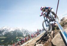 Die 20 Downhill-Siegerinnen und -Sieger von Saalfelden Leogang