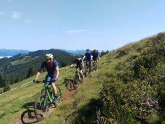 Bike Hike eBike Tour Wildschönau © Wildschönau Tourismus, Rainer Schoner