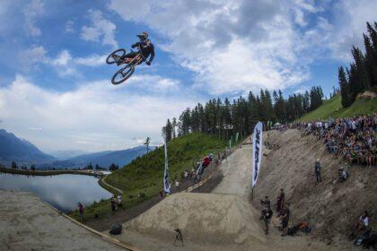 Crankworx Innsbruck © Stefan Voitl Red Bull Content Pool
