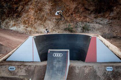 Audi Nines MTB 2020 Lucas Schafer © CA. GREENWOOD