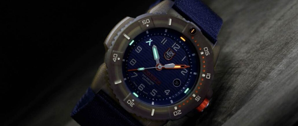 Luminox X Bear Grylls X #tide: Survival Eco 3700 Series