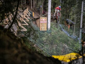 Vali Höll Epic Gap Jump © Stefan Voitl - Saalfelden Leogang
