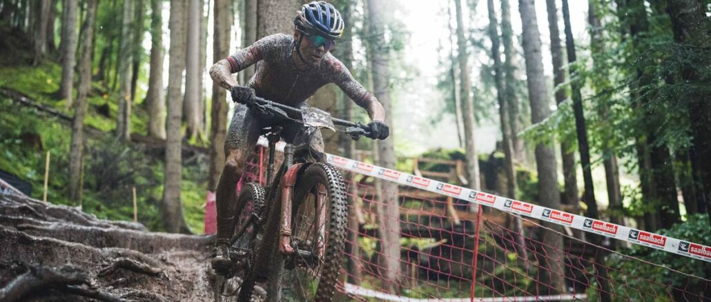BIKE WM 2020 EMTB WC Thomas Pidock GBR © M. Ablinger