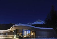 Das Eggental - Unsichtbare Bergstation, stylisches Hüttenambiente